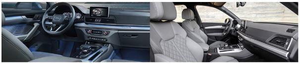 Audi Lauzon   Audi Q5 vue de l'intérieur