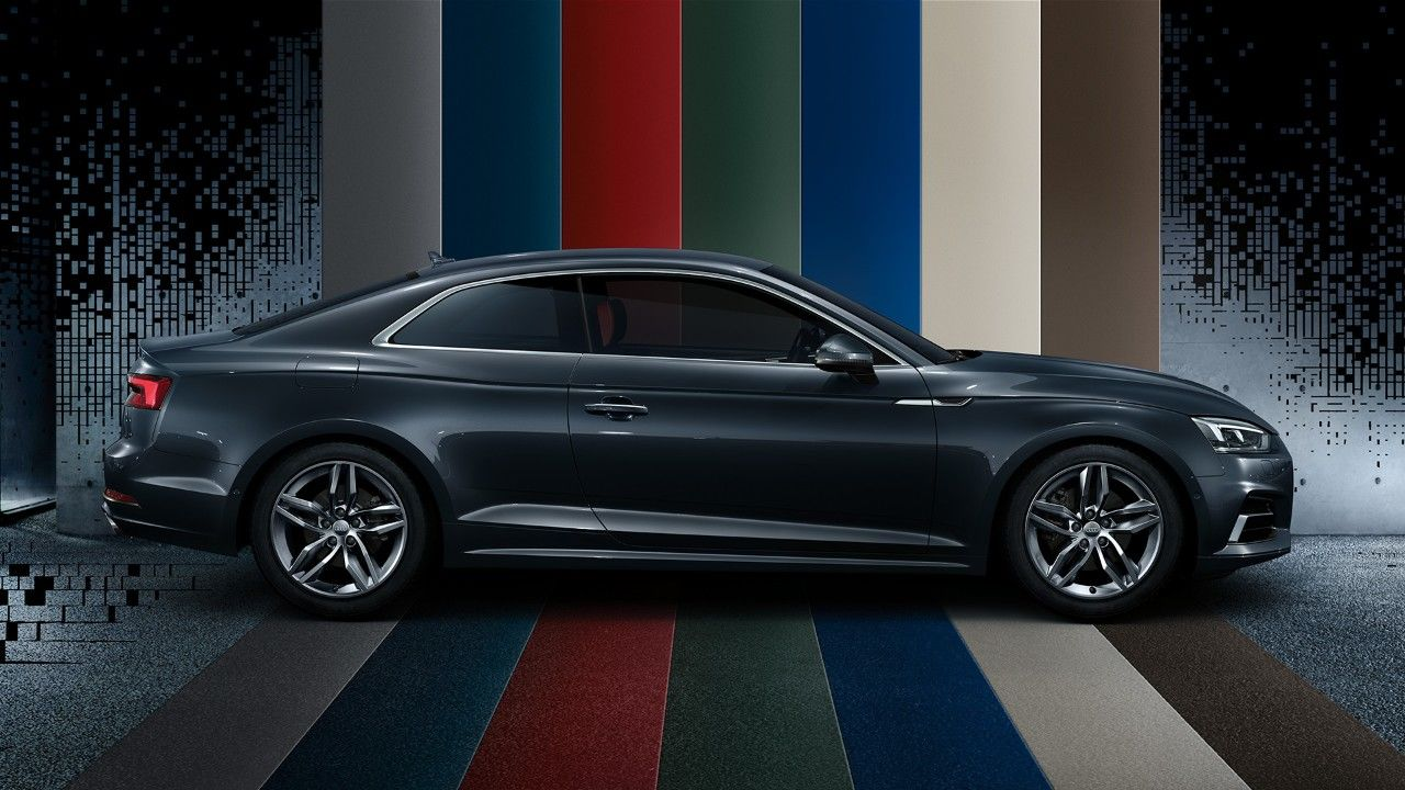 2018 Mercedes C300 4Matic Coupe vs 2018 Audi A5 Coupe in