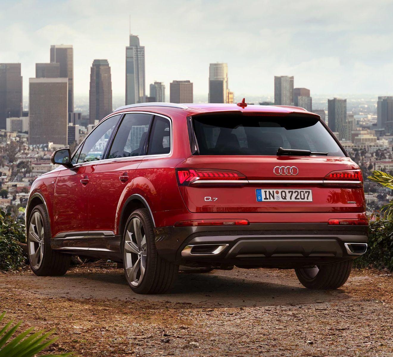 Kelebihan Kekurangan Audi X7 Review
