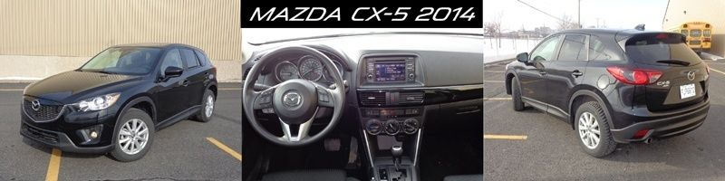 2014 cx5 black