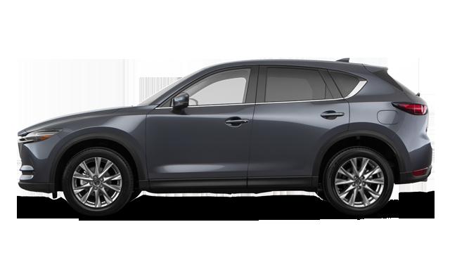 CX-5 2019 diesel de couleur gris métallique
