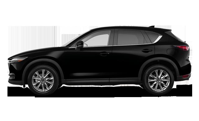 CX-5 2019 diesel de couleur noir de jais