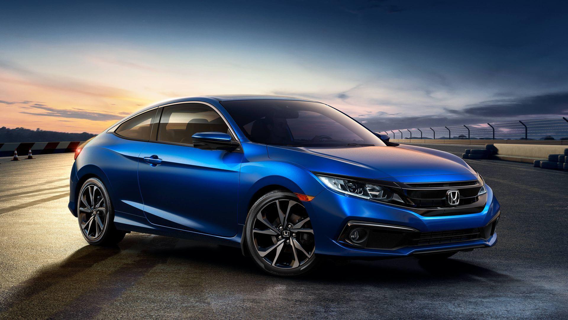 Honda De Terrebonne >> The New 2019 Honda Civic Coupe In Laval Honda De Laval