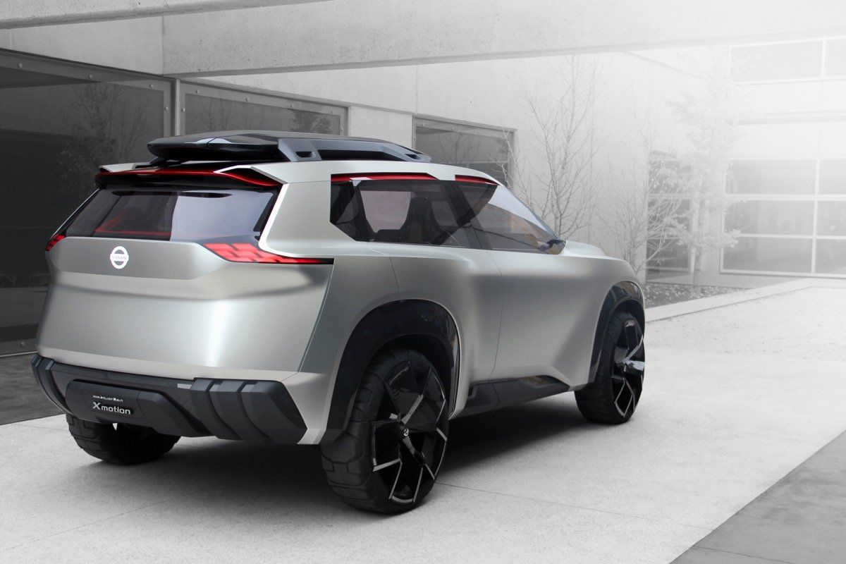 Centennial Auto Group In Summerside Is This The Future Of Nissan Suv Design