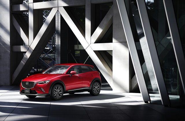 Chambly Mazda - Mazda CX-3 2017