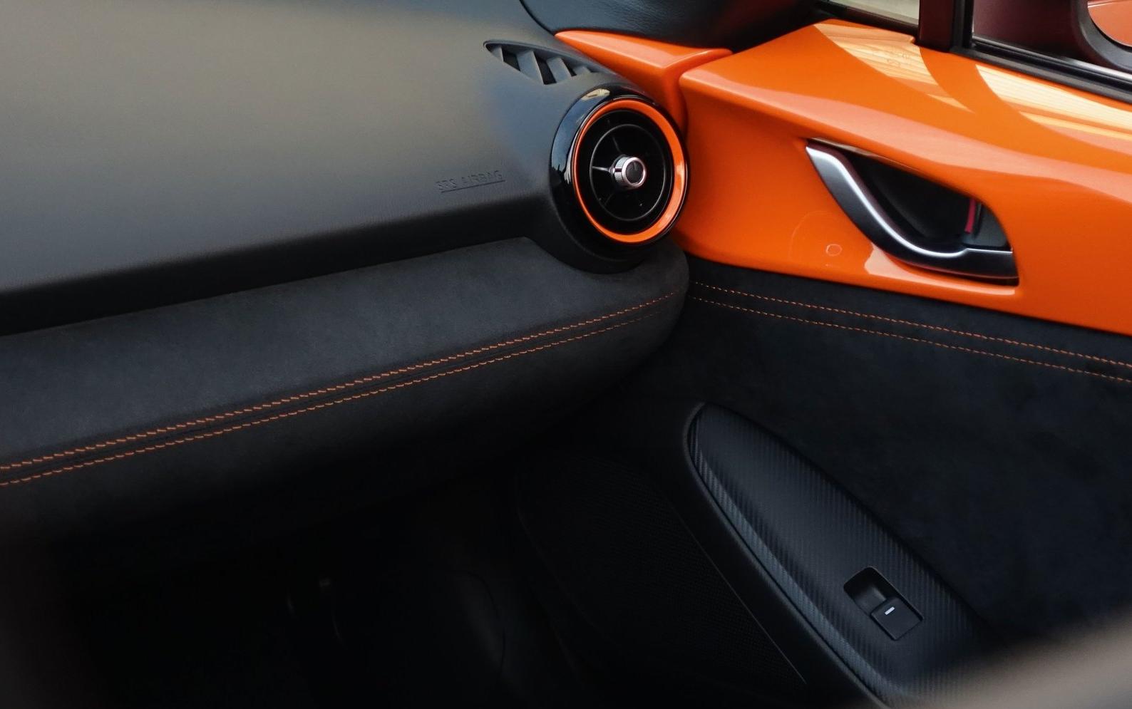 2019 Mazda MX-5 - Interior of model