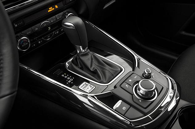 Mazda CX-9 - Interior features