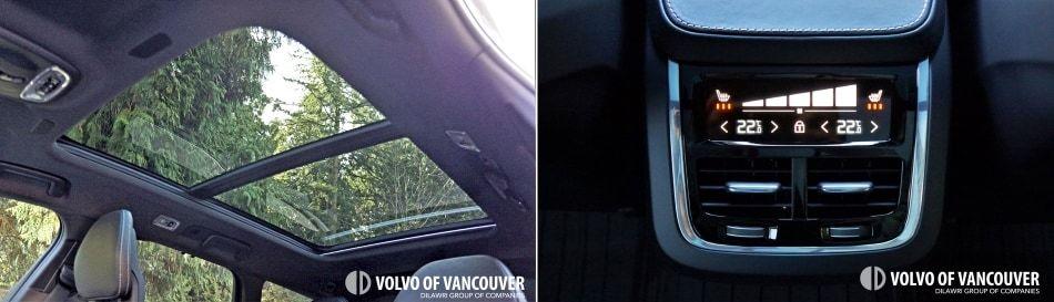 2018 Volvo V90 T6 AWD R-Design - sun roof