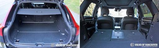 2018 Volvo V90 T6 AWD R-Design - trunk