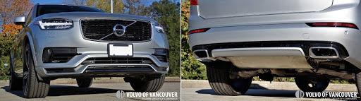 2018 Volvo XC90 T8 eAWD R-Design - front
