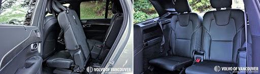2018 Volvo XC90 T8 eAWD R-Design - seats