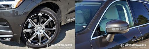 2018 Volvo XC60 T6 AWD - tires
