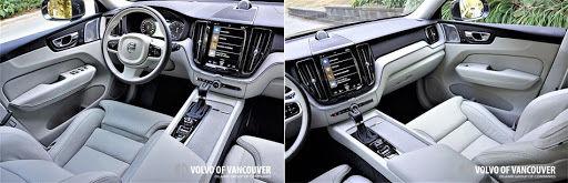 2018 Volvo XC60 T6 AWD - steering wheel