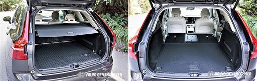2018 Volvo XC60 T6 AWD - trunk