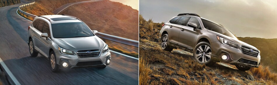 Docksteader Subaru | Refreshed 2018 Outback adds styling