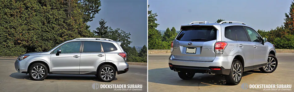 Docksteader Subaru | 2018 Subaru Forester 2 0XT Limited Road