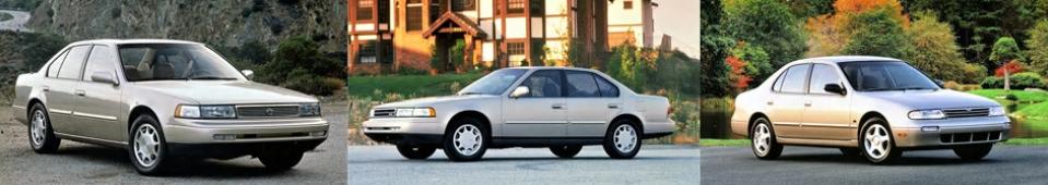 Dilawri - Nissan History