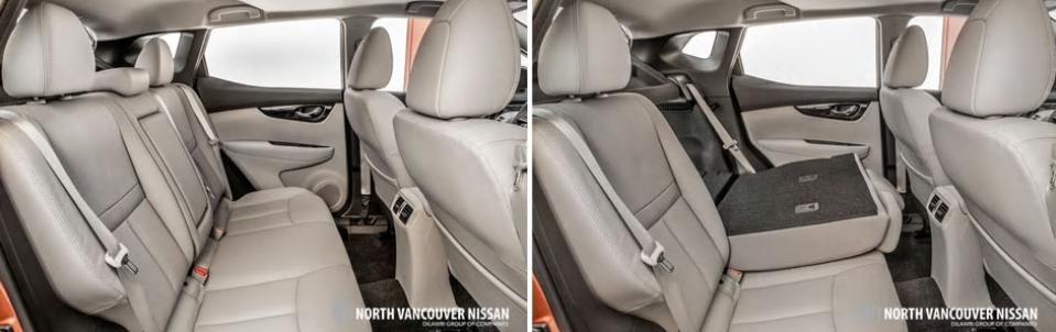 North Vancouver Nissan - New Nissan Qashqai