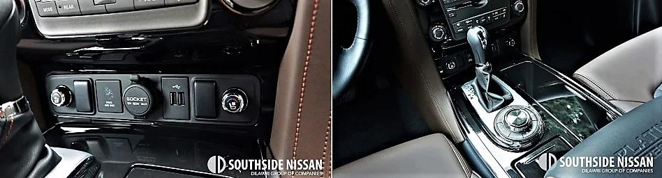 armada platinum - console details