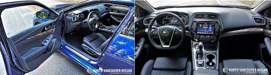 North Vancouver Nissan - 2018 Nissan Maxima
