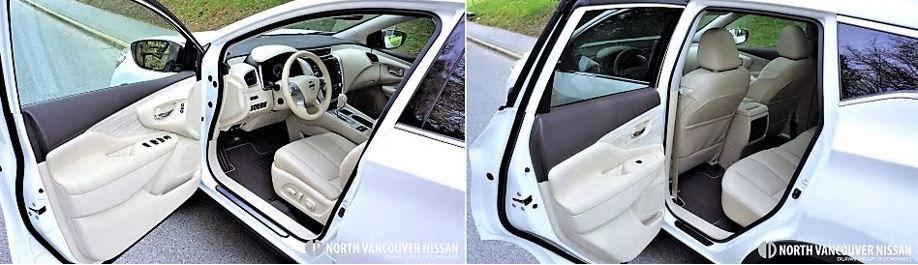 North Vancouver Nissan - 2018 Nissan Murano