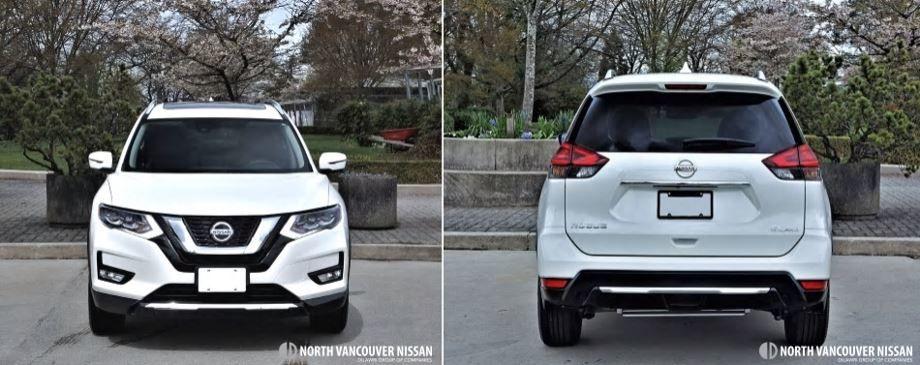 North Vancouver Nissan - 2018 Nissan Rogue