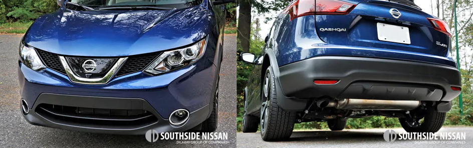 qashqai sl - front and back bottom