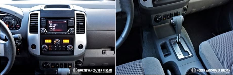 North Vancouver Nissan - 2018 Nissan Frontier