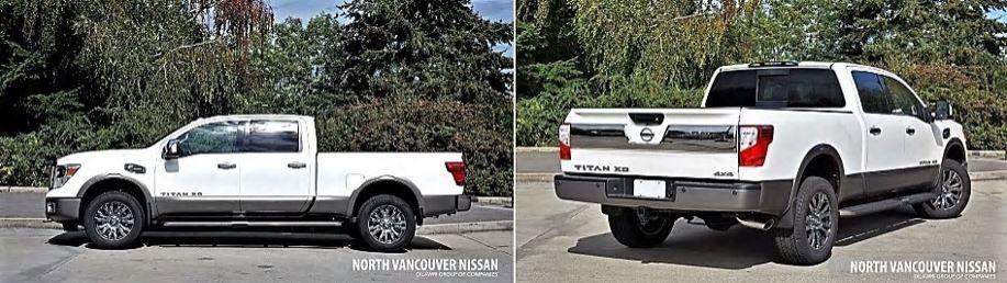 North Vancouver Nissan - 2018 Nissan Titan