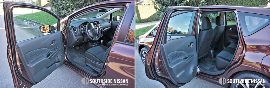 versa note sl - doors