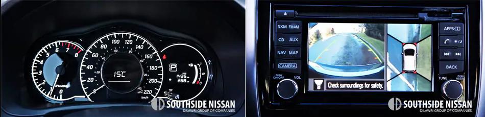 versa note sl - driver console