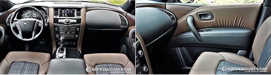 North Vancouver Nissan - 2018 Nissan Armada