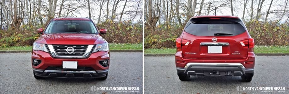 North Vancouver Nissan - 2018 Nissan Pathfinder