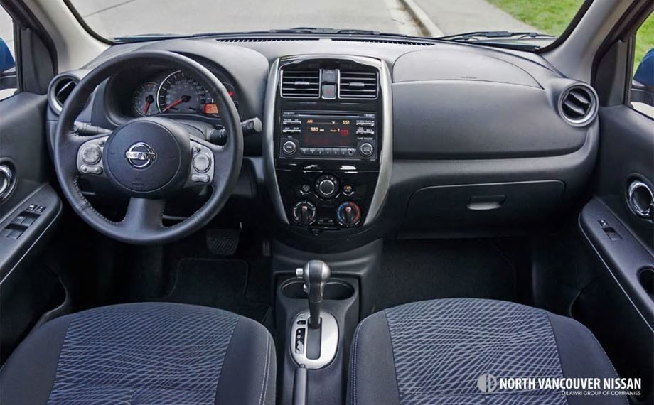 North Vancouver Nissan - 2016 Nissan Micra