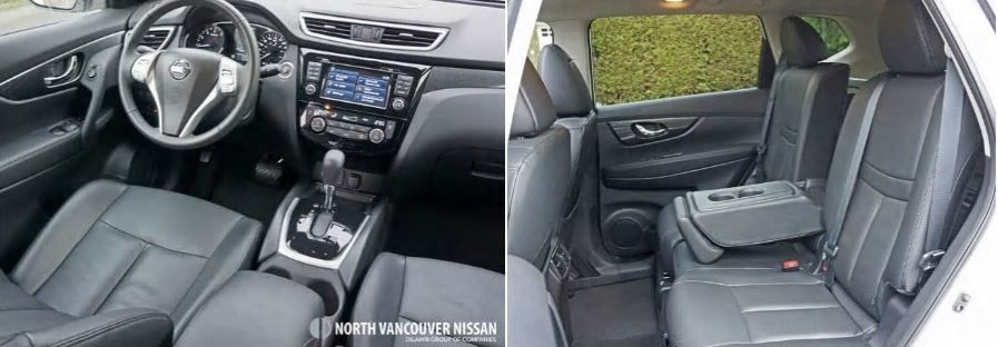 North Vancouver Nissan - 2016 Nissan Rogue