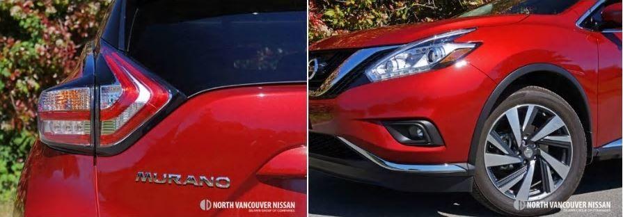 North Vancouver Nissan - 2016 Nissan Murano