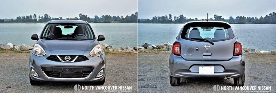 North Vancouver Nissan - 2017 Nissan Micra