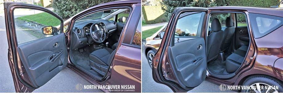 North Vancouver Nissan - 2017 Versa Notre