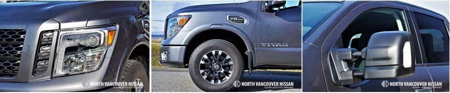 North Vancouver Nissan - 2017 Nissan Titan