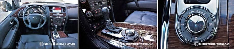 North Vancouver Nissan - 2017 Nissan Armada