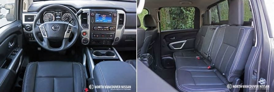 North Vancouver Nissan - 2016 Nissan Titan