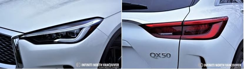 Infiniti North Vancouver - 2019 QX50