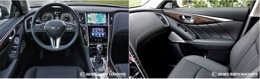 Infiniti North Vancouver - 2018 Q50