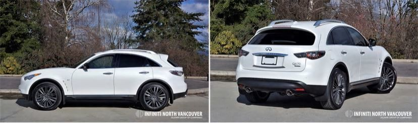 Infiniti North Vancouver - 2017 QX70