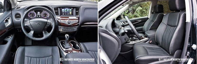 Infiniti North Vancouver - 2017 QX60