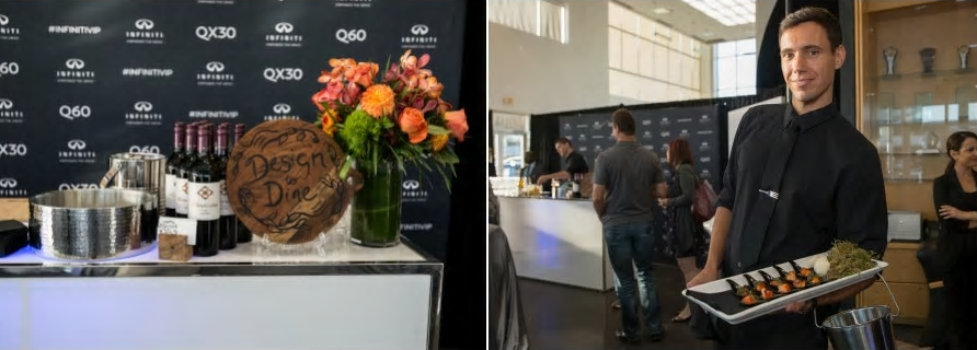 2017 q60 and qa30 - showroom event