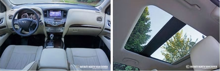 Infiniti North Vancouver - 2016 QX60 3.5 AWD