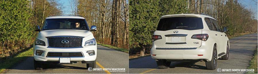 Infiniti North Vancouver - 2016 QX80
