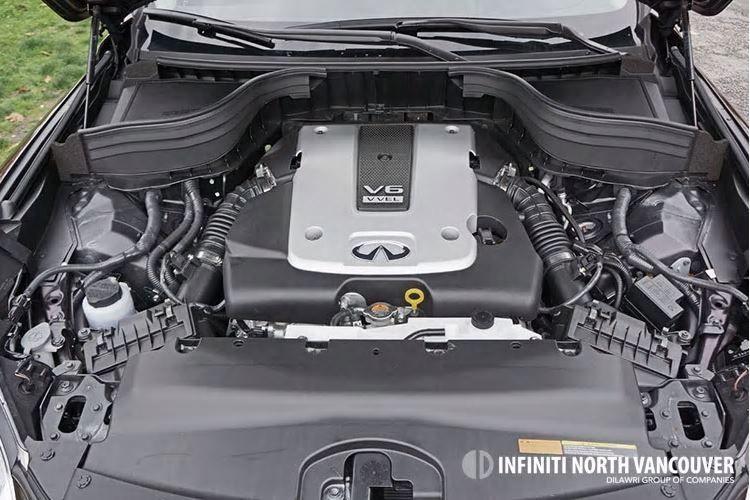 Infiniti North Vancouver - 2016 QX50 AWD