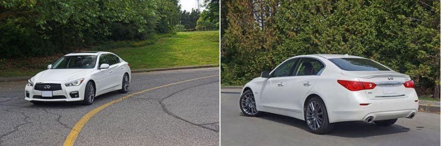Infiniti North Vancouver - 2016 QX50 400 AWD